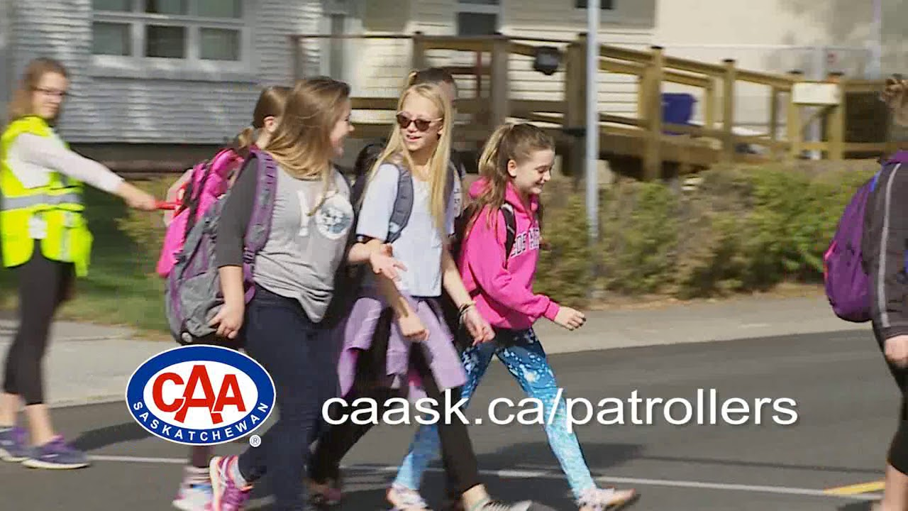 CAA School Safety Patrol | CAA Saskatchewan
