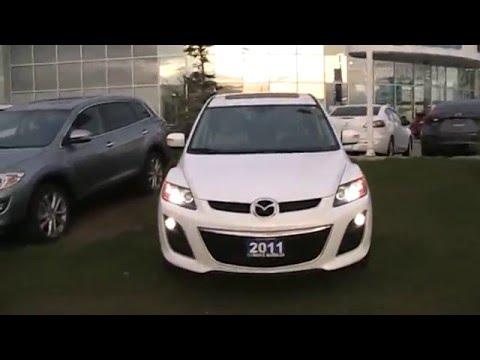 2011 Mazda CX-7 Startup Engine & In Depth Tour