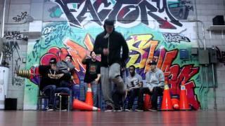 Toprocks & Uprocks :: KAZE :: (Simply Swagg Dance Studio)