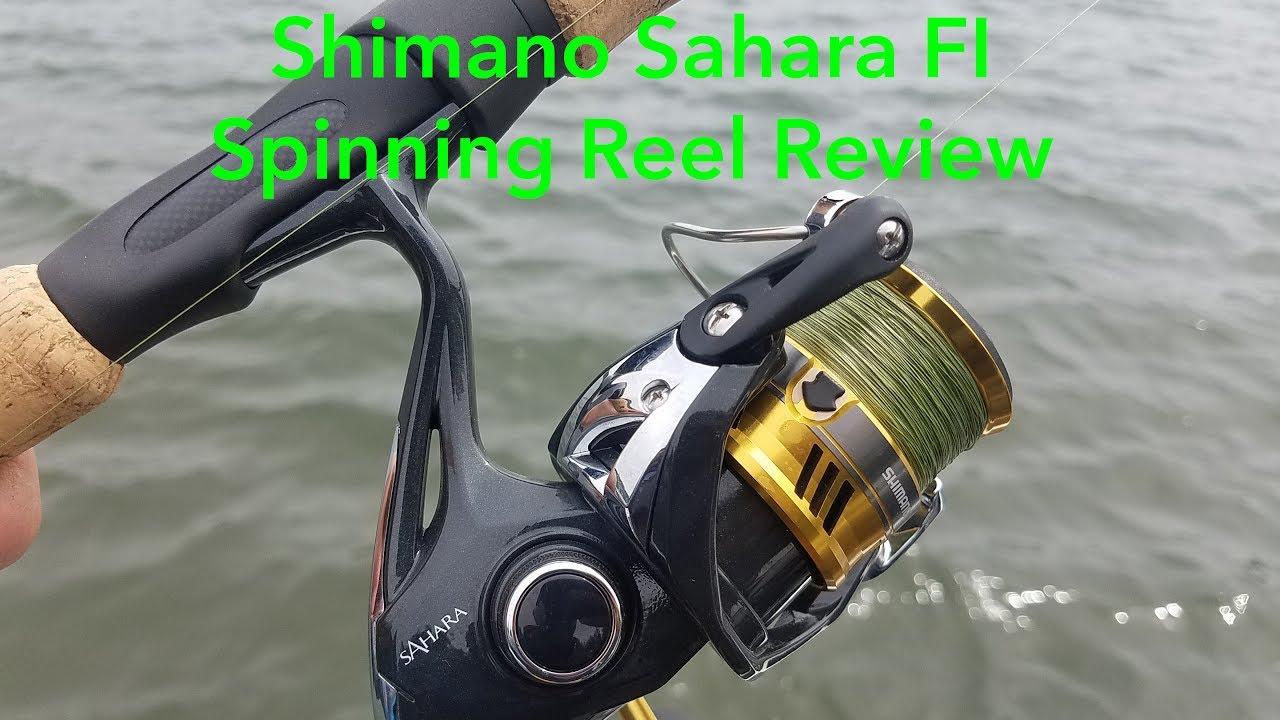 Shimano Sahara RD Reels