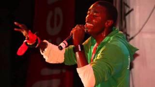 Jai Kingston with SOP..  Jesus I Love You