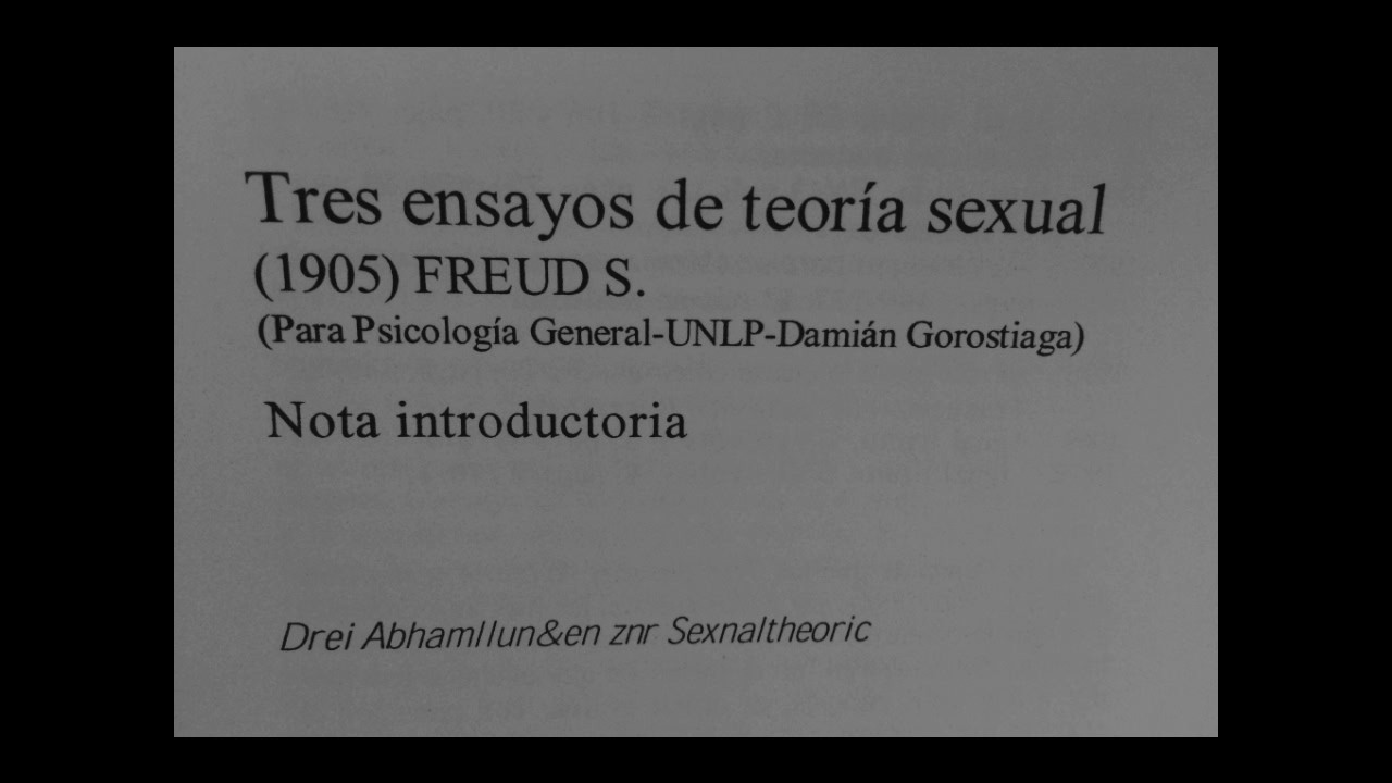Obras Completas Freud Pdf
