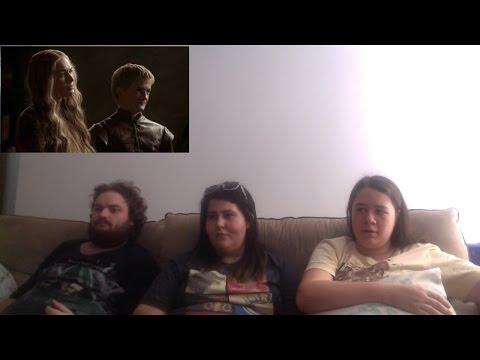 Game Of Thones Reaction - Season 1 Episode 2 (S1E2)
