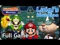 Luigi's Mansion - Full Game Walkthrough (Complete, A-rank)