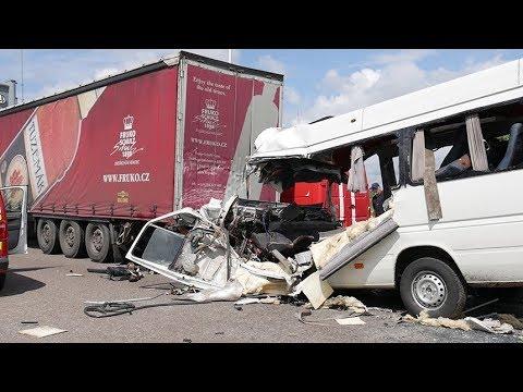 В аварії під Житомиром загинули водій маршрутки Київ-Рівне та дев'ять пасажирів - Житомир.info