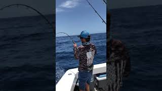 Hooking Fish in Record Time #Shorts