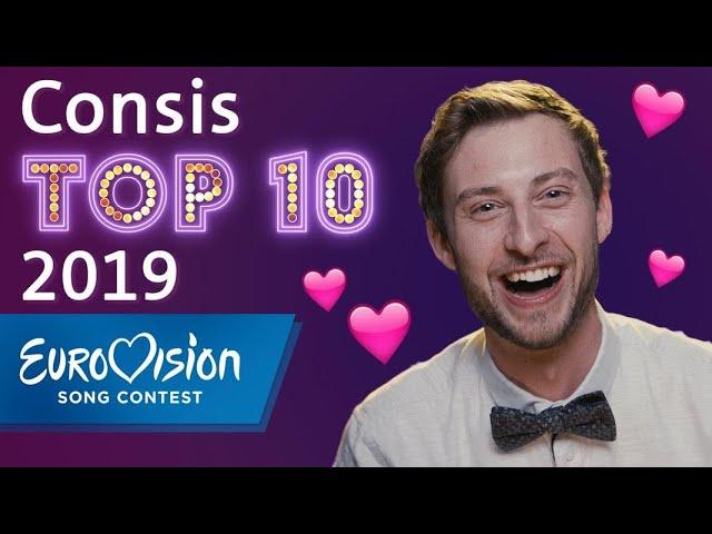 ESC 2019: Consis persönliche Top 10 | Eurovision Song Contest | NDR
