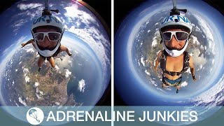 Skydive Looks Out Of This World
