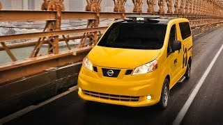 Scott Clark Nissan Presents: The Next Generation Taxi - NV200