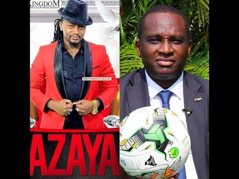 AZAYA | La Solution Antonio Souaré President | Official Music 2017 | By Dj.IKK