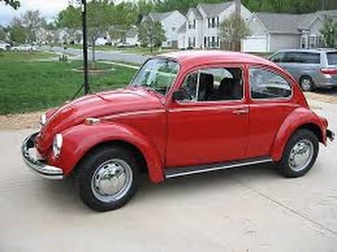 68 VW Bug (perfect ) FOR SALE - YouTube
