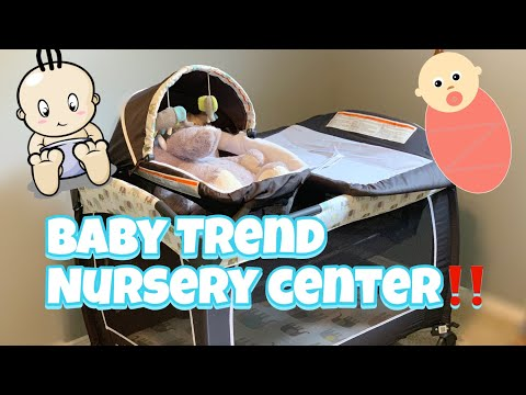 How To Put BABY TREND PLAYARD Together‼️