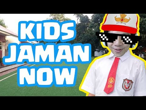 Kids Jaman Now - Indonesia Game