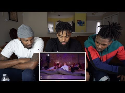 Aliya Janell Choreography - Tap Out | Jay Rock ft. Jeremih [REACTION]