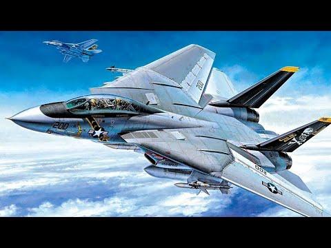 FULL VIDEO BUILD TAMIYA GRUMMAN F-14A TOMCAT