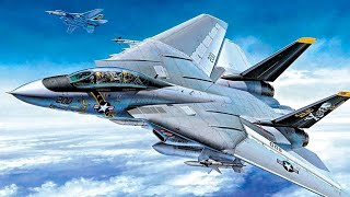 FULL VIDEO BUILD TAMIYA GRUMMAN F-14A TOMCAT