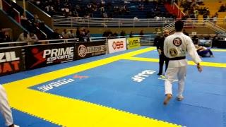 Fellipe Trovo x Clayton Rafael - Campeonato Brasileiro de Jiu-Jitsu IBJJF 2017