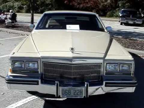 1985 CADILLAC FLEETWOOD BROUGHAM COUPE  ONE OF ONLY 3000  YouTube