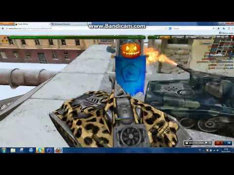 Tankionline Mammoth M2, Freeze M2 And Paint Jaguar
