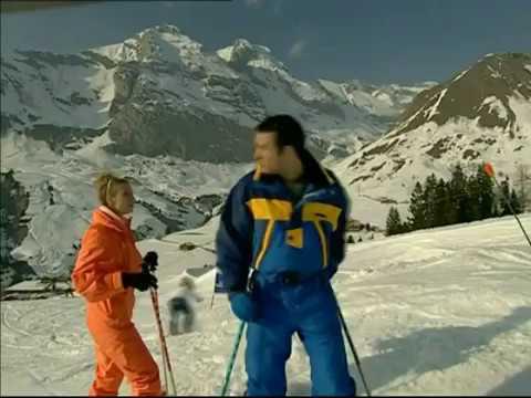 un gars une fille le ski au chalet youtube. Black Bedroom Furniture Sets. Home Design Ideas