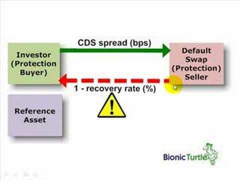 FRM: Credit default swap (CDS)