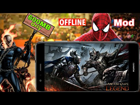 Arcane Quest Legends MOD APK Acts Unlocked Download In Android Hindi