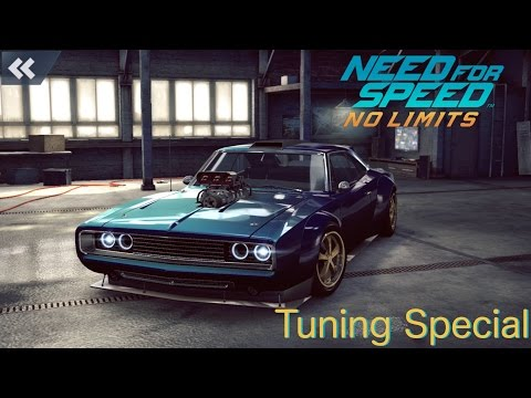 [Dodge Charger R/T Tuning] Need For Speed - No Limits [1080p / FullHD]