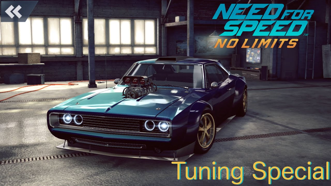 Dodge Charger R T Tuning Need For Speed No Limits