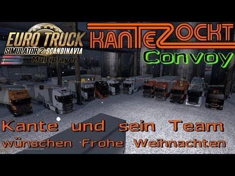 Kante´s und sein Team wünschen Frohe Weihnachten [Gameplay German Deutsch]