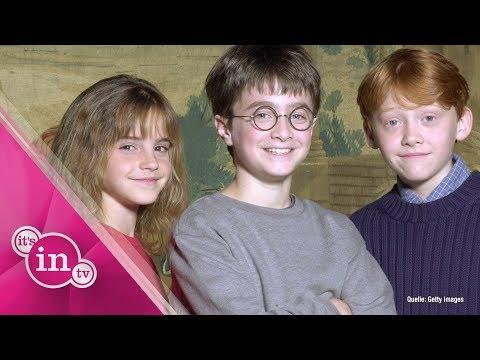 Blaue statt grüne Augen: Coole Fakten rund um Harry Potter