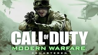 Мэддисон играет в Call of Duty: Modern Warfare Remastered
