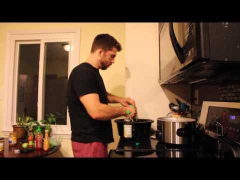 Easy Crockpot Thai Chicken Meal Prep Recipe
