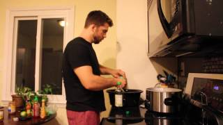 Easy Crockpot Thai Chicken Meal Prep Recipe