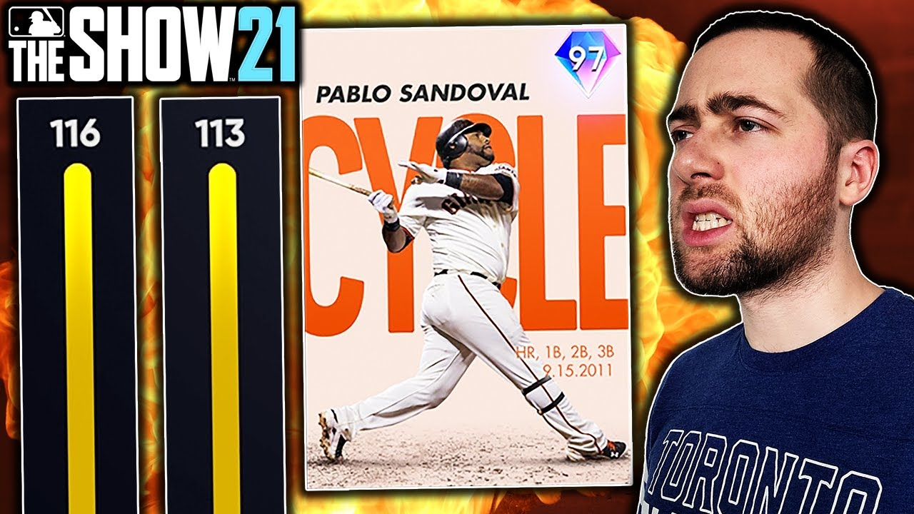 MY BEST CARD FROM LAST YEAR RETURNS IN MLB THE SHOW 21 DIAMOND DYNASTY...