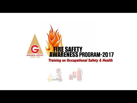 Training on Occupational Safety & Health 2017