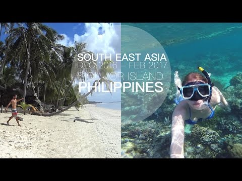 South East Asia | Travel Vlog 3 | Siquijor Island, Philippines