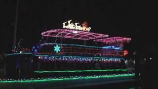 Xmas Lights Party Boat Mooloolaba