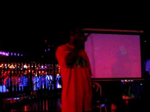 Zone live at Copa Cabana Club in Long Beach w/ DJ Ben Vera - 10/11/09