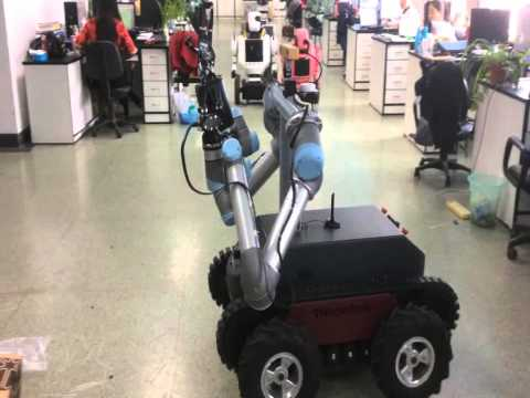 Intelligent Search And Rescue Teleoperation Robot System