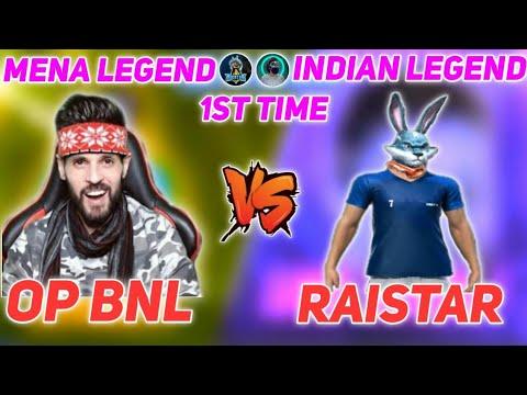 OP BNL VS RAISTAR    MENA LEGEND VS INDIAN LEGEND    BEST MATCH IN HISTORY    WHO WON??