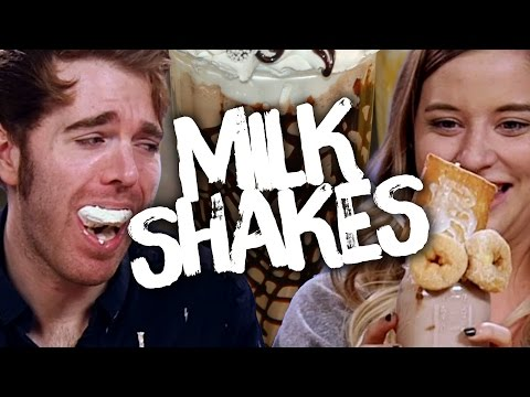 6 Out of Control Milkshakes (Cheat Day)