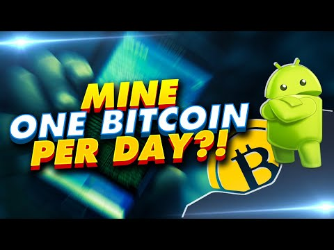 HOW TO MINE BITCOIN WITH YOUR PHONE? | Bitcoin Mining 2020 | Cryptocurrency mining | Bitcoin Rally