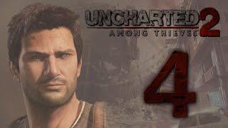 Uncharted 2: El reino de los ladrones | Let's Play en Español | Capitulo 4