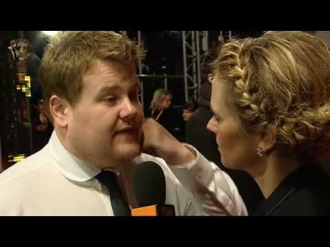 James Corden - BAFTA Film Awards in 2010 Red Carpet