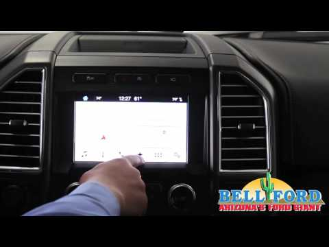 2017 Ford F-150 Navigation System