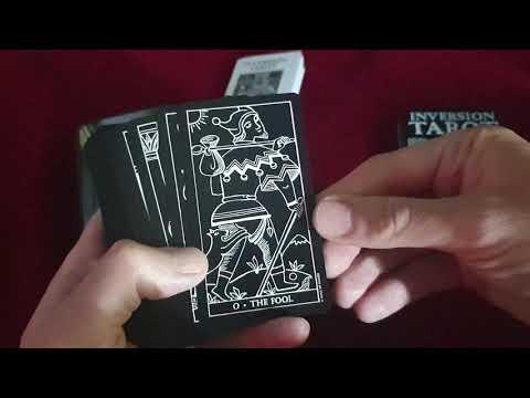Inversion Tarot (in a tin) vidéo