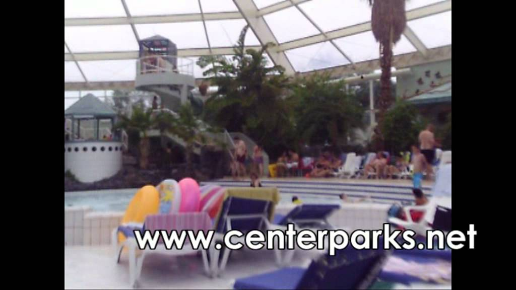 center parcs 3 belgique park de haan la piscine youtube. Black Bedroom Furniture Sets. Home Design Ideas