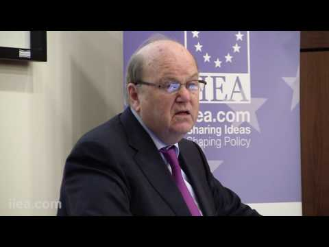 Inclusive Growth – Recommendations for Ireland and Europe - Michael Noonan T.D.