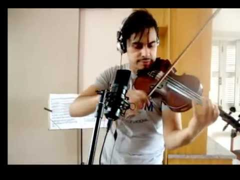 BURN - Ellie Goulding by Douglas Mendes Violin cover