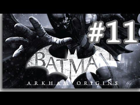 Batman Arkham Origins Defeat Venom Bane Walkthrough Part 11